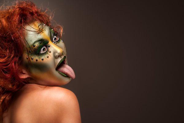 Halloween. Ugly curse.