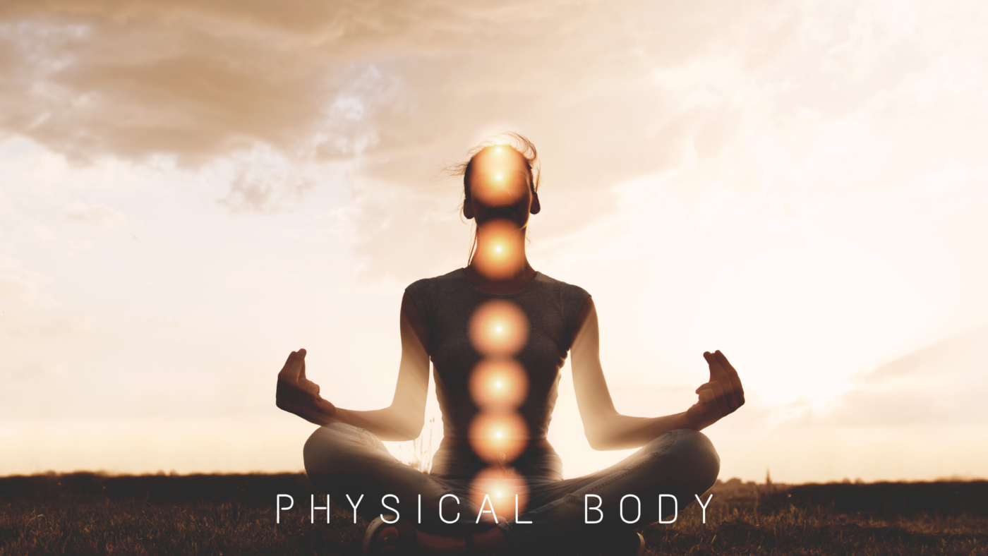 Physical Etheric Body
